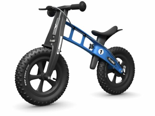 firstbike balance bike Fat light blue